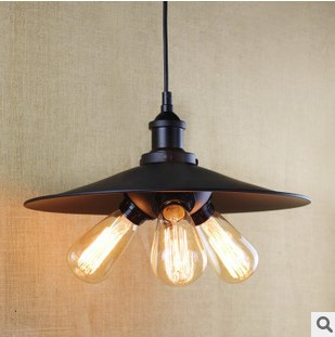 180w Retro Loft Style Edison Vintage Light Industrial Pendant Lamp With 3 Lights For Home Lighting,Lamparas Pendentes hot sale retro loft vintage edison pendant light industrial pendant hanging lamp fixtures for cafe bar home lighting lamparas