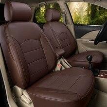 цена на TO YOUR TASTE auto accessories custom luxury leather car seat cover for SKODA Octavia Fabia Superb Yeti Rapid Octavia RS comfort