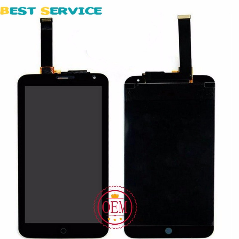 in-stock-Black-White-DIsplay-LCD-For-meizu-mx4-LCD-Display-Touch-screen-with-Digitizer-glass
