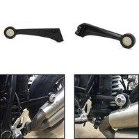 CNC Exhaust Muffler Pipe Bracket Mount Holder for 2014 2015 2018 BMW R Nine T R9T R9 T 14 15 16 17 18