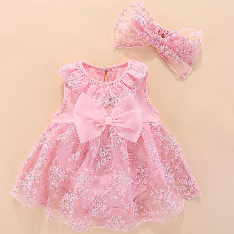 Clothing, Shoes & Accessories 6-9 Month Girls Dresses Girls' Clothing (newborn-5t)