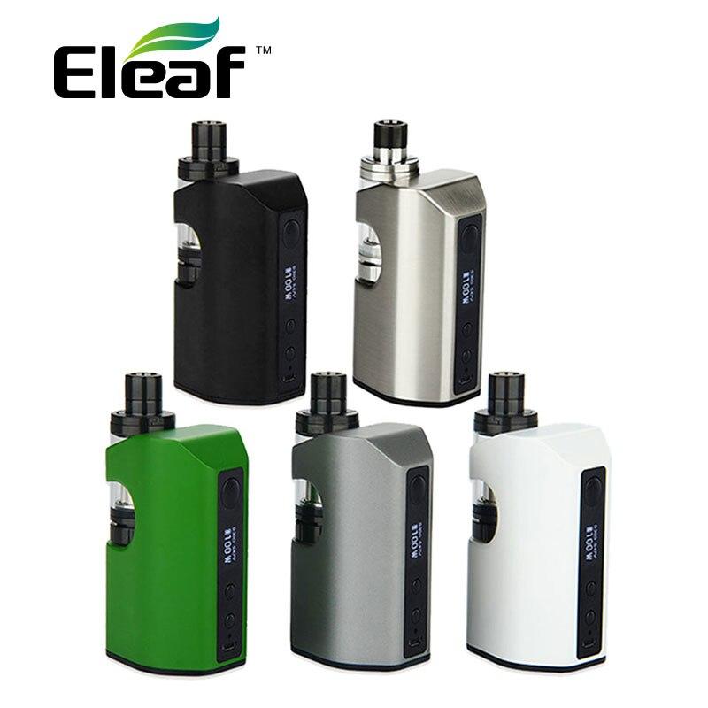 Original 100 W Eleaf Aster RT Kit 4400 mah batterie avec Melo RT 22 réservoir atomiseur Aster RT 100 W Kit de vapotage vs istick pico 25
