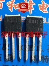 5 pçs/lote 2SK3113 K3113 TO-251 600 V 2A