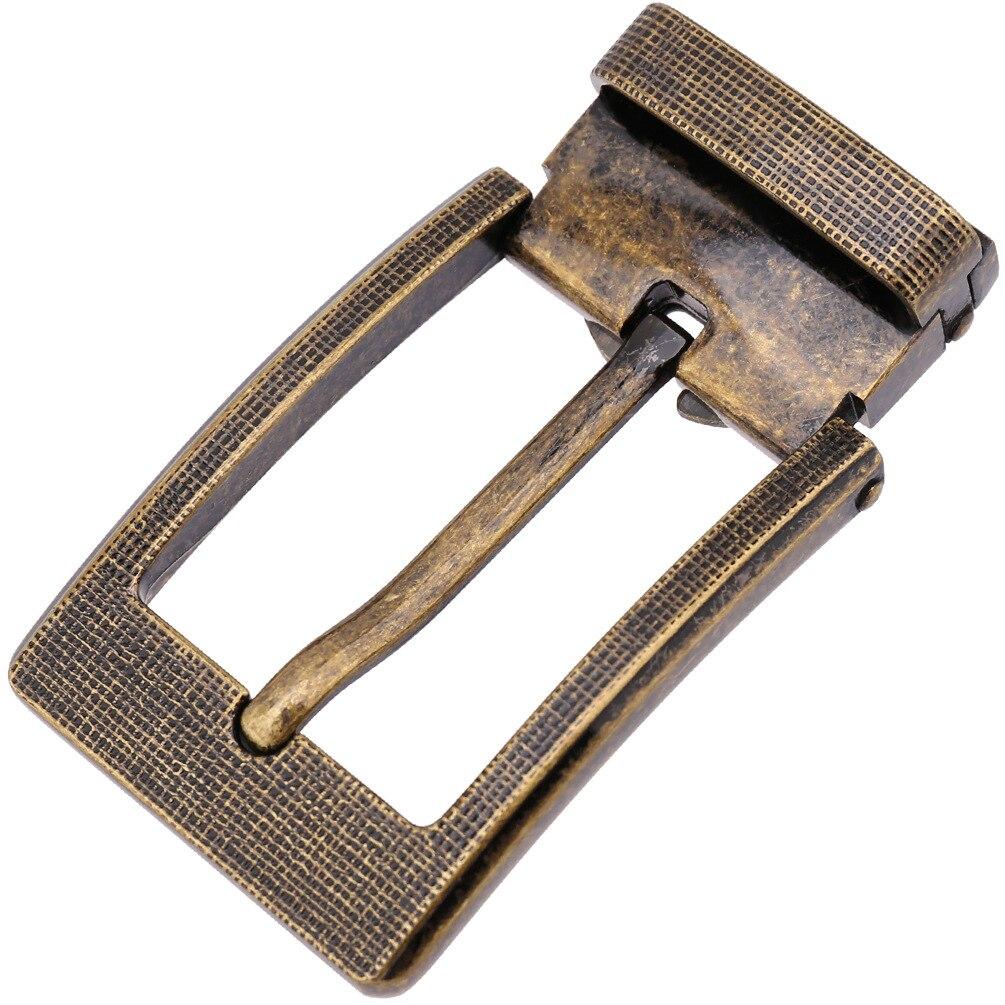 33-34mm Width Men's Metal Belt Buckles Head Metal Pin Buckle For Men Jean Accessories DIY Leather Craft CE35-708