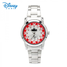 100% Véritable Disney montre de luxe Femmes Quartz Montre Marque Dames Montres Feminino Relojes Mujer Mode Montres 75602