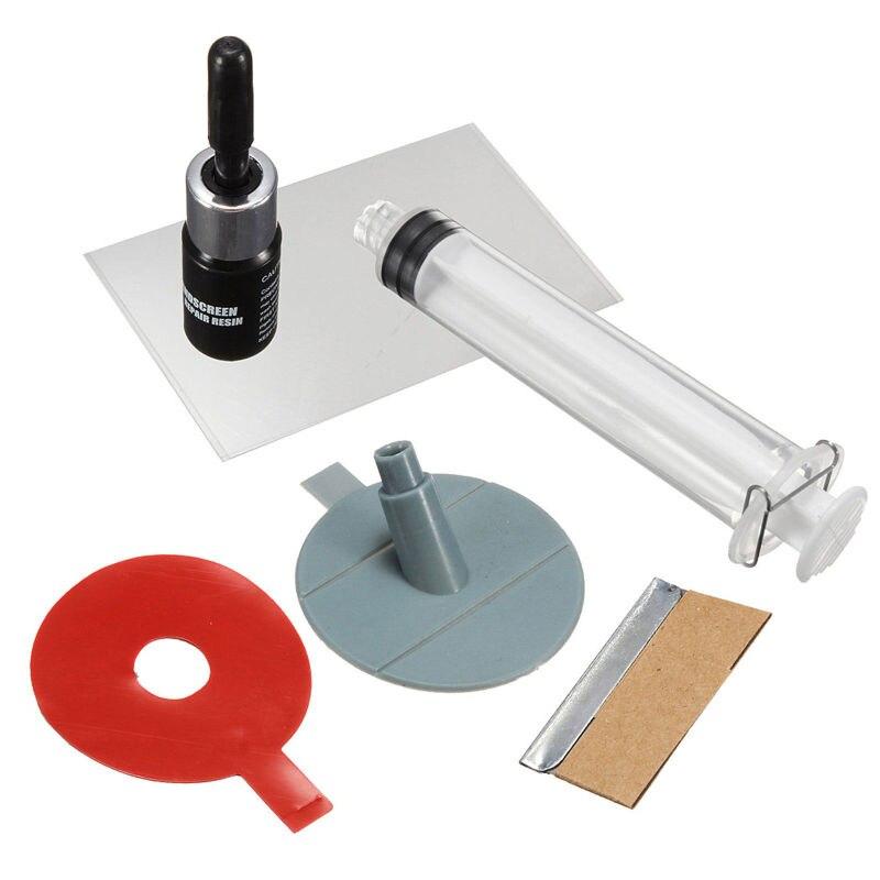 Heißer Verkauf Auto Windschutzscheibe Reparatur Tool Kit DIY Auto Auto Kits Glas für Chip & Riss