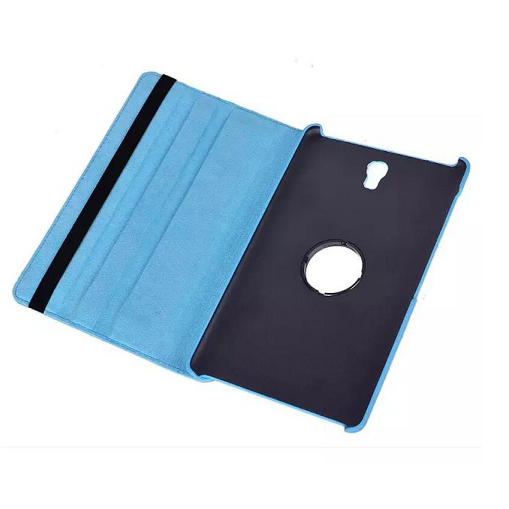 PU Leather Case For Samsung Galaxy Tab A 8.0 2017 Cover For SM-T380 SM-T385 T380 T385 8 Inch Tablet 360 Degree Rotating