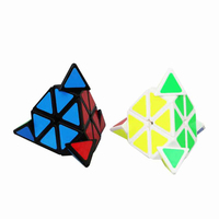 Fidget Magic Cube Spinner Hand Antistress Neo Cubes Pyramid Puzzle Antistress Educational Toys Speed Magnetic Toy