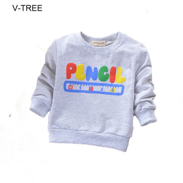 Spring and autumn baby boys and girls clothes Baby  sweatshirts Baby's T shirt for boys girls