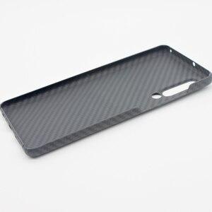 Image 4 - 화웨이 p30 케이스에 대한 고급 탄소 섬유 케이스 화웨이 p30 프로 케이스에 대한 매트 아라미드 섬유 0.7mm 울트라 얇은 매트 전화 커버