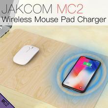JAKCOM MC2 Mouse Pad Sem Fio Carregador venda Quente em Carregadores como foreo relógio appel 3 baterias nicd