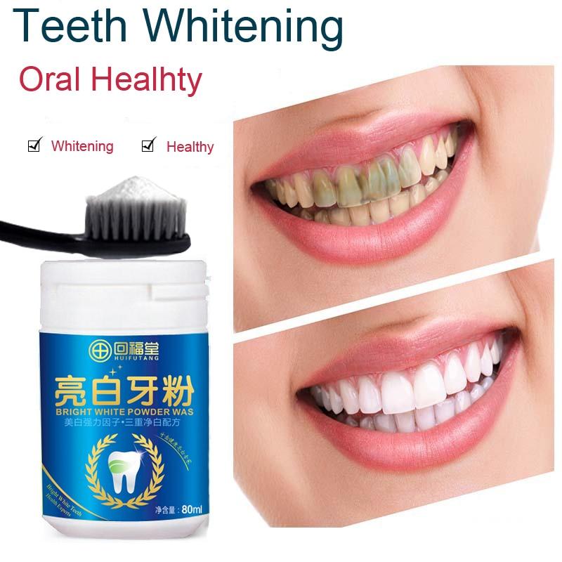 Magic Natural Pearl zobu tīrīšanas pulveris Fizikālie zobu - Mutes higiēna - Foto 2