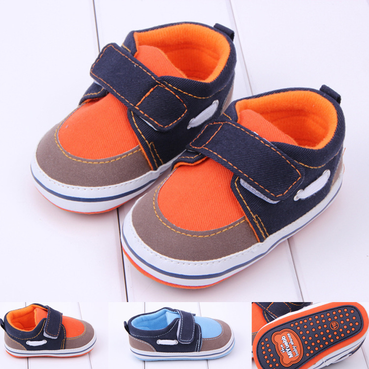 Hot Selling Baby Sneakers Casual Shose Boy Shoes Toddler Infant