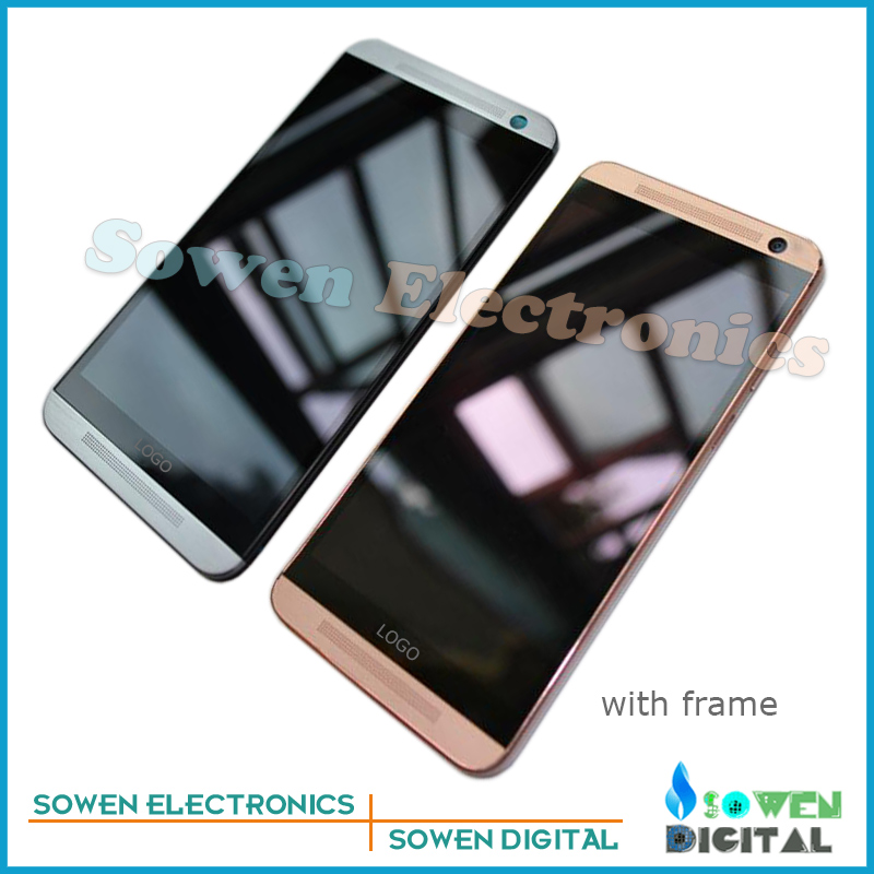Подробнее о for HTC One E9 E9U E9T E9X E9W LCD display with touch screen digitizer and frame assembly full sets,Best quality,golden grey for htc one e9 e9u e9t e9x e9w lcd display with touch screen digitizer and frame assembly full sets best quality golden grey