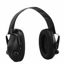 LESHP Tactical Electronic Headphones for Hunting TAC 6s Noise Canceling Shooting Headset Hearing Protection Earmuff