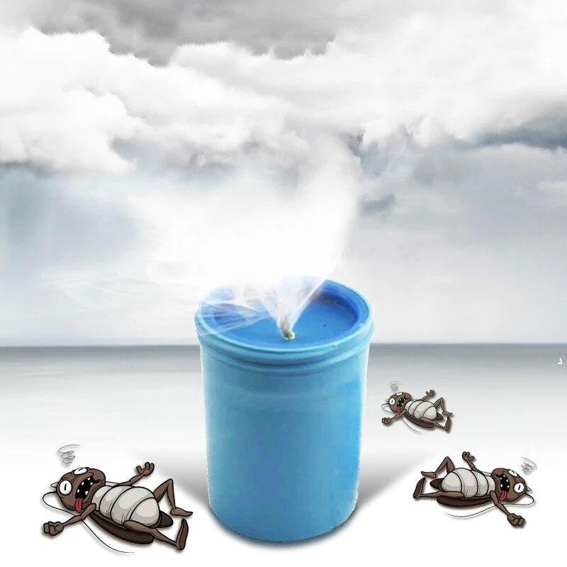 1 шт. мощный эффективного Таракан убийство дым бомба таракан Управление приманки Борьба с вредителями идея для Кухня Ресторан
