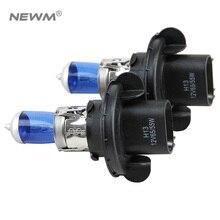 9008 H13 60/55W 6500K синий светильник, автомобильные лампы, головной светильник, супер белая галогенная лампа для универсального использования
