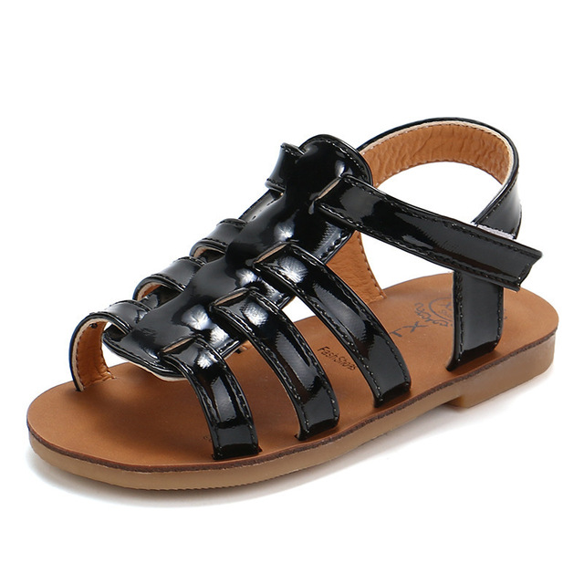 84e772211339b7 COMFY KIDS New Children Sandals Boys flat Beach Sandals Shoes for Girls  Princess Shoes Baby Toddler Sandals slides