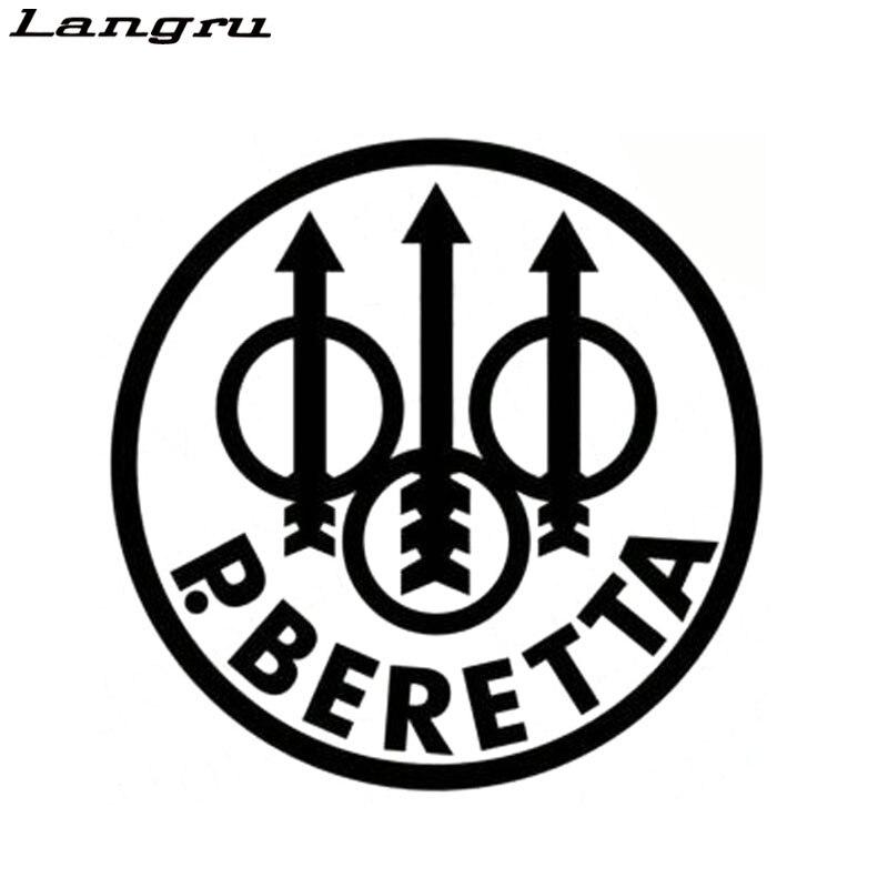 Beretta Firearms Vinyl Sticker Decal