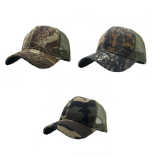 2019 Camouflage Baseball Cap Men Caps Camo