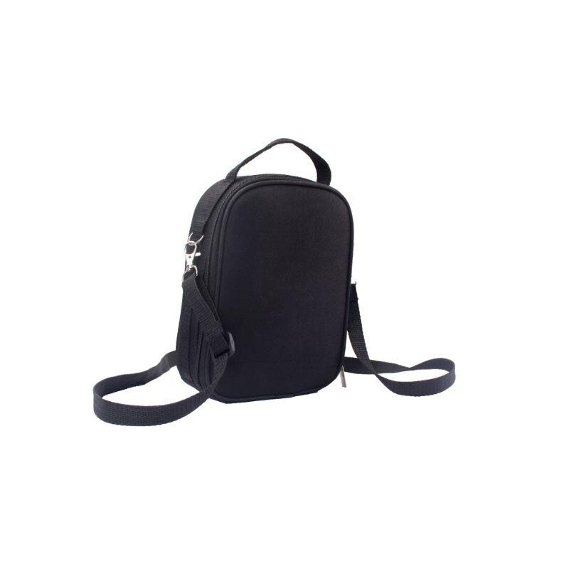 Hiking T-shirts Well-Educated 1pc Kalimba Shoulder Bag Finger Thumb Piano Fiber Case Black