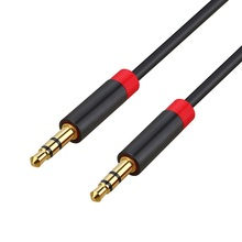 Lungfish 3 5mm audio cable jack 3 5 mm aux cable for iPhone car headphone beats
