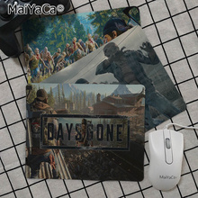 MaiYaCa Your Own Mats Days Gone Customized laptop Gaming mouse pad Top Selling Wholesale Pad