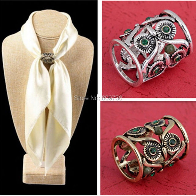 and rings kelly floral moda comes lock goes best hermes by ring on what operandi scarfrings s preorder images head for pinterest gold scarf black herm around