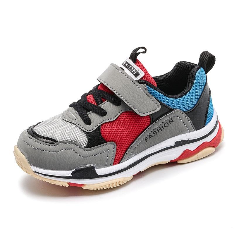 Boys Sport Shoes Girls Sneaker For Kids Shoes Children ...