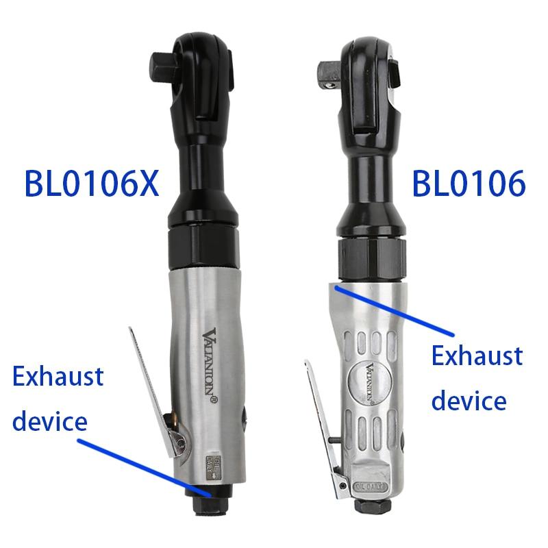 VALIANTOIN Air Tools 1/2 pneumatikus racsnis csavarkulcs Mini - Elektromos kéziszerszámok - Fénykép 2