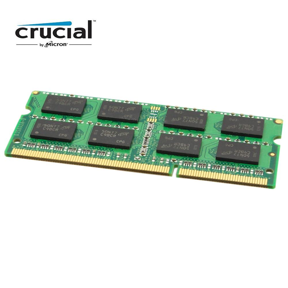 Image 4 - Оперативная память для ноутбука 8 ГБ = 2 шт. * 4G PC3L 12800S DDR3L 1600HMZ 4 Гб ОЗУ для ноутбука 1,35 вОперативная память   -