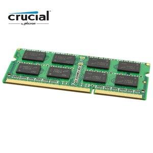 Image 4 - Crucial Laptop Speicher 8GB = 2PCS * 4G PC3L 12800S DDR3L 1600HMZ 4GB laptop RAM 1,35 V