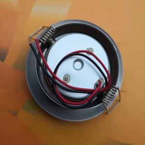 Image 4 - RGB 4 色 Led マリンボートドームライト 12 ワットステンレス鋼の天井ランプモーターホームアクセサリー IP65