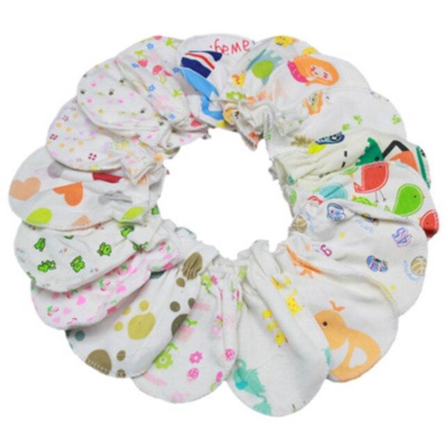 28c3a8610cb Mode infantile enfants accessoires garçons filles Anti rayures quatre  saisons gants nouveau-né Protection visage