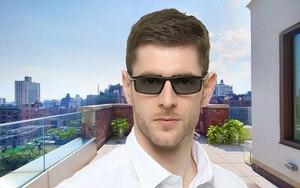 Image 2 - WEARKAPER Übergang Photochrome Lesebrille Männer Frauen Presbyopie Brillen sonnenbrille verfärbung mit dioptrien 1,0 4,0