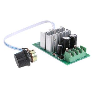 PWM DC 6-60 V DC Controladores de motor accionamiento eléctrico empujador actuador lineal Motores regulador de velocidad PLC solo microordenador de chip