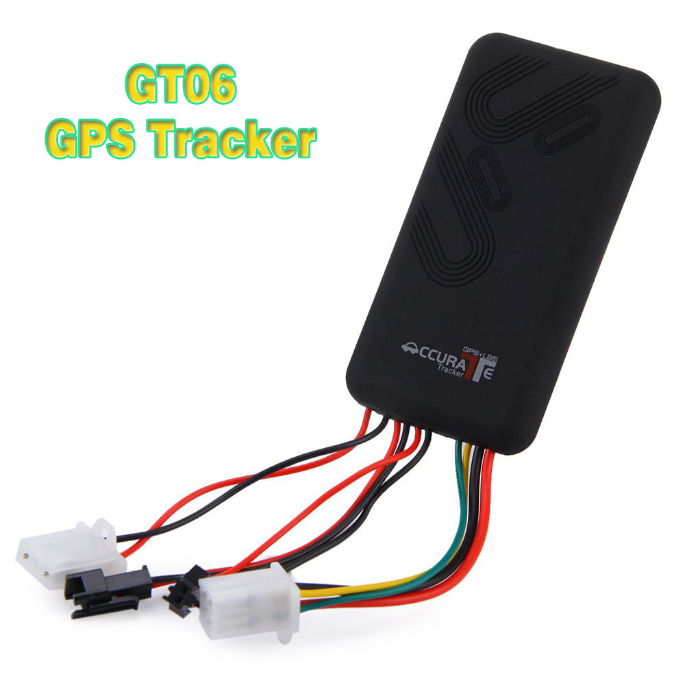 Motorcycle Alarm With Gps Tracking