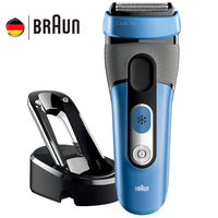 Braun Series 3 CoolTec CT4s Electriv Foil Shavers Wet & Dry For Men Beard Shaver Shaving Razor Blades Active Cooling Technology