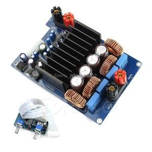Image 3 - Плата цифрового усилителя сабвуфера OPA1632DR + TAS5630 + TL072 600 Вт/4 Ом класса D