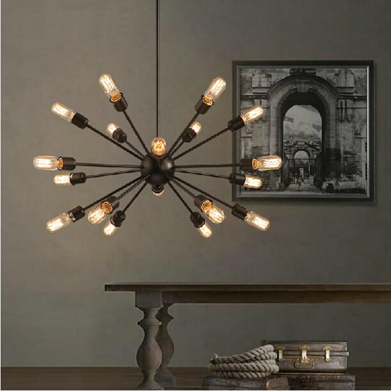 Led di cristallo lampadari kroonluchter cucina moderna Soggiorno ...
