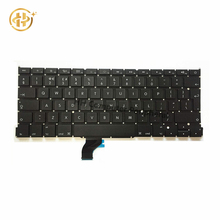"Original New A1502 UK Laptop Keyboard For Apple Macbook Pro 13"" Retina A1502 Keyboard UK layout 2013 2014 2015 Year"