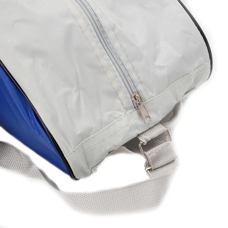 WohltäTig Neue Tragbare Verstellbare Schulter Gurt Roller Skating Tasche Skates Tragen Tasche Fall StraßEnpreis