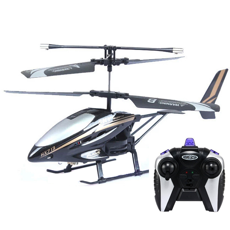 25 Helicopter Channel Light Metal Rc Drone Radio Control I R RC Remote Kids Toy Gifts Helicoptero In Helicopters From Toys Hobbies On