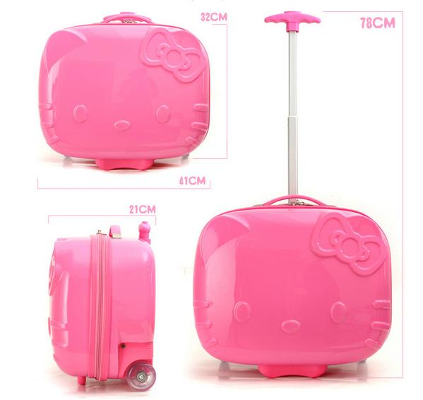 luggage suitcase Picture - More Detailed Picture about 17inch ...