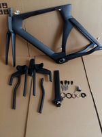 Beteery store Carbon Time Trial Frame Carbon TT frame with Time Trial handlebar for sale