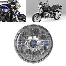 Nueva lámpara del faro de la motocicleta para honda cb400 vtec vtr250 hornet900 abr12
