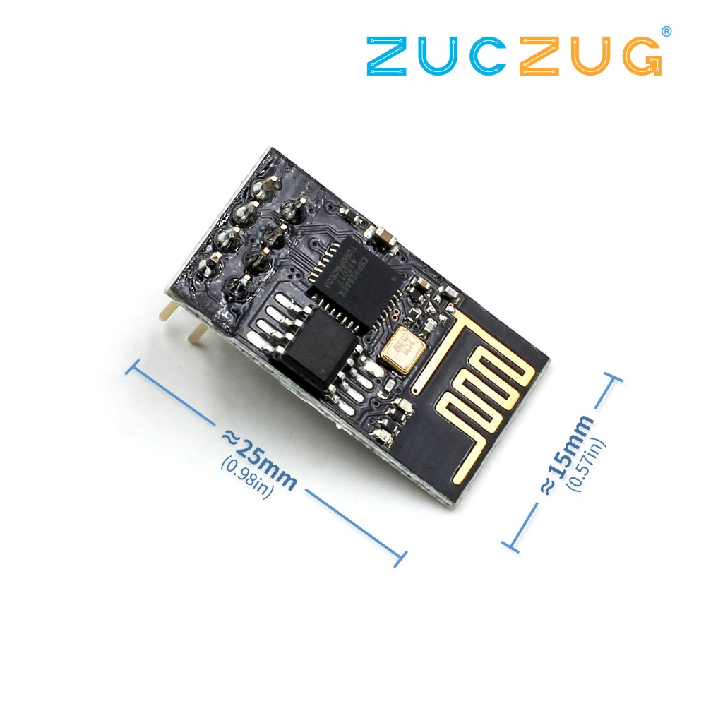 Upgraded Version ESP-01 ESP8266 Serial WIFI Wireless Module Wireless Transceiver