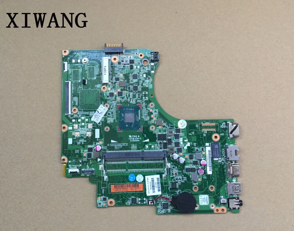 Free Shipping Original 753100-501 Laptop Motherboard For HP 15-D 250 G2 Notebook Mainboard 753100-001 N2820 CPU