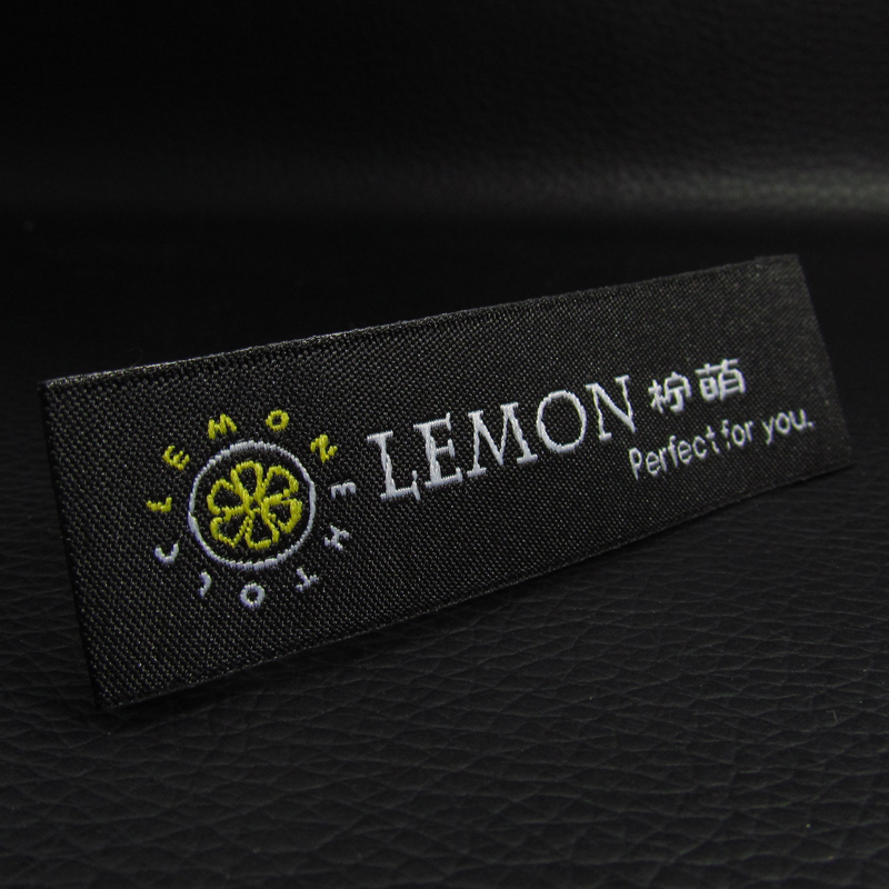 Persevering Customized Garment Shirt Jacket Shoe Labels Customized Logo Woven Label,tags Labels,brand Name Labels For Clothing Arts,crafts & Sewing