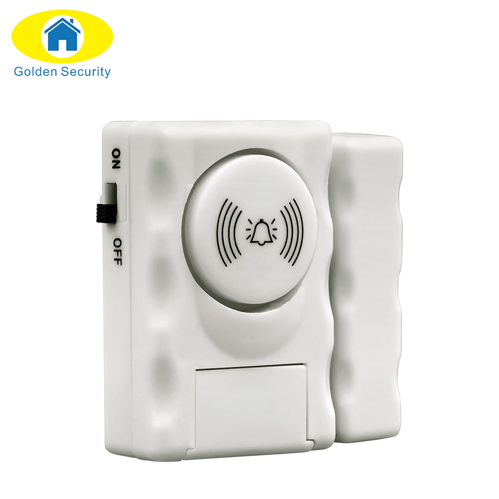 2016 new door sensors personal alarm gap door window for Self security system